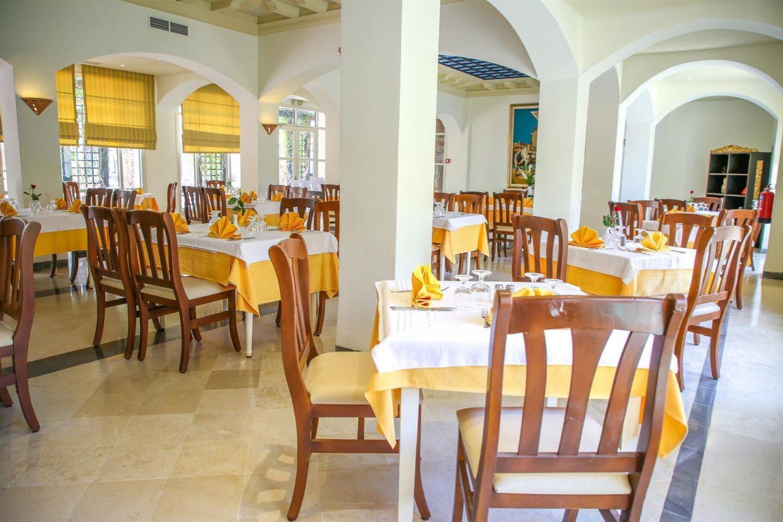 ресторан отеля Magic Nerolia & Spa Monastir