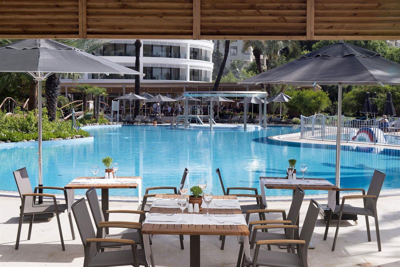 ресторан отеля TUI Hotels Grand Azur