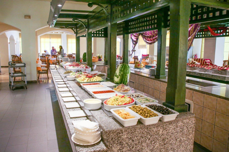 главный ресторан отеля Magic Nerolia & Spa Monastir