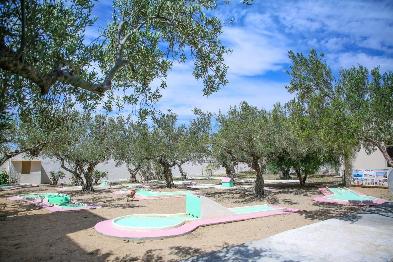 мини-гольф отеля Magic Nerolia & Spa Monastir