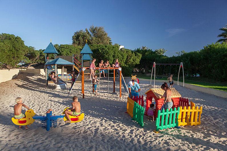 детская площадка отеля Sahara Beach Aquapark Resort