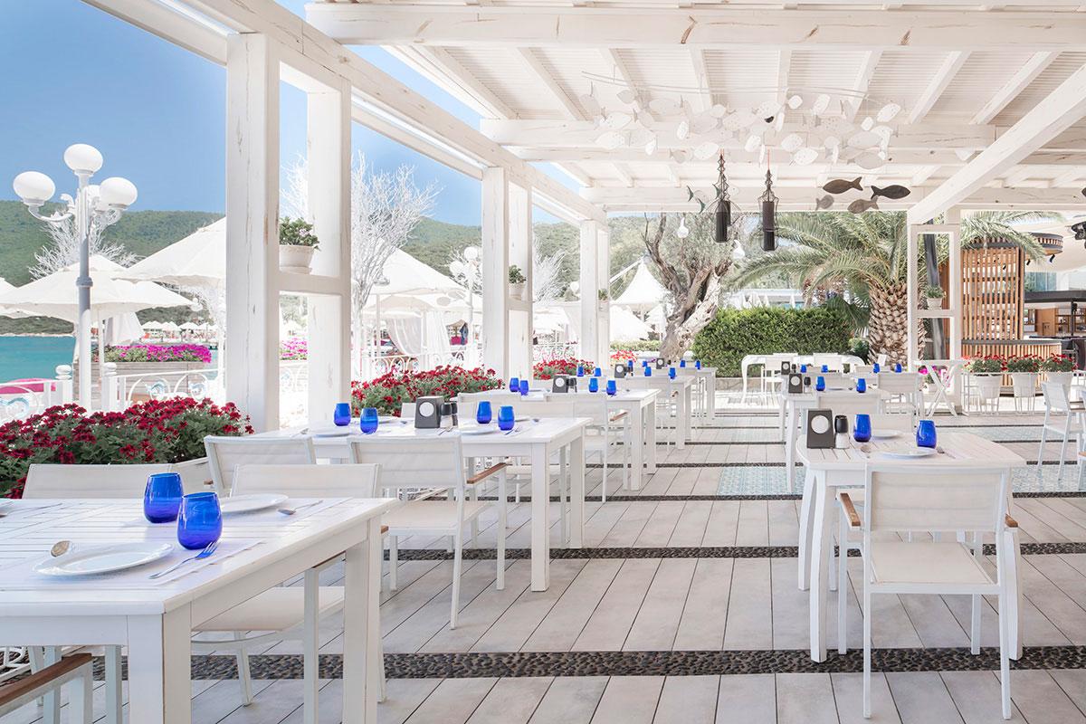 ресторан отеля Voyage Torba