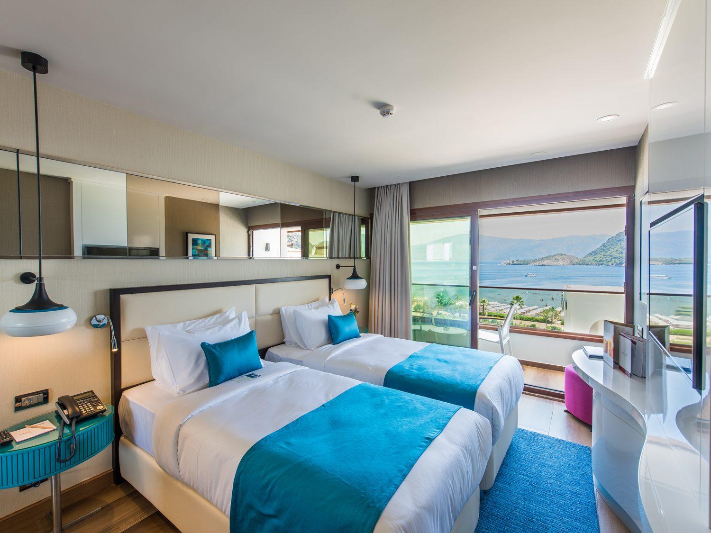 номер отеля Elite World Marmaris Hotel