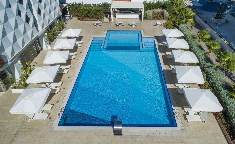 бассейн отеля Elite World Marmaris Hotel