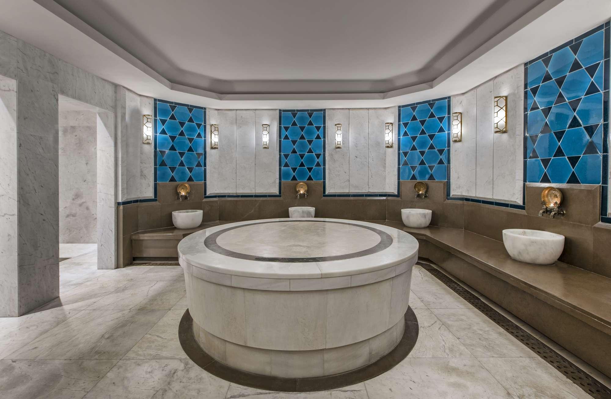 хаммам отеля Elite World Marmaris Hotel