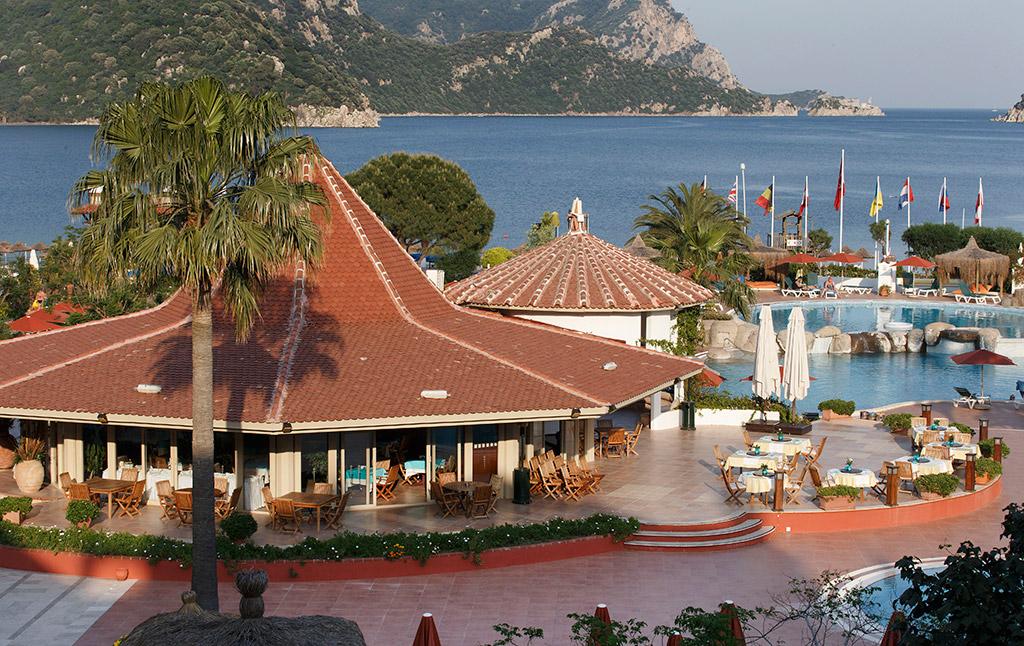 бар отеля Marti Resort