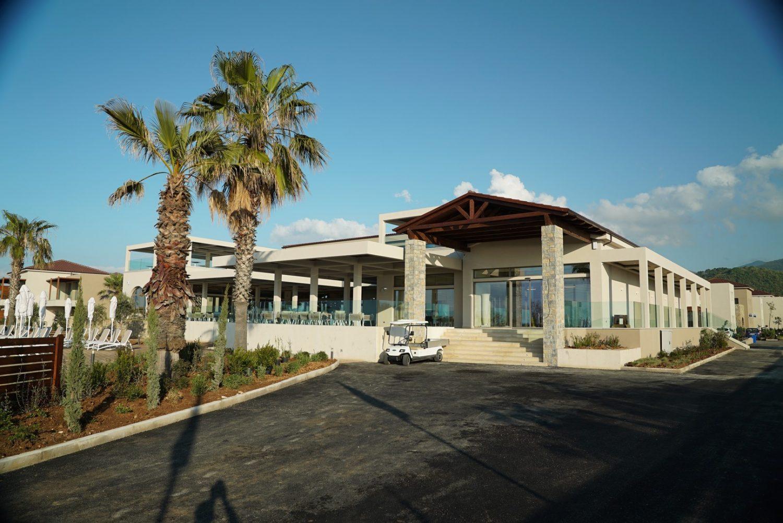 отель Almyros Beach Resort & Spa