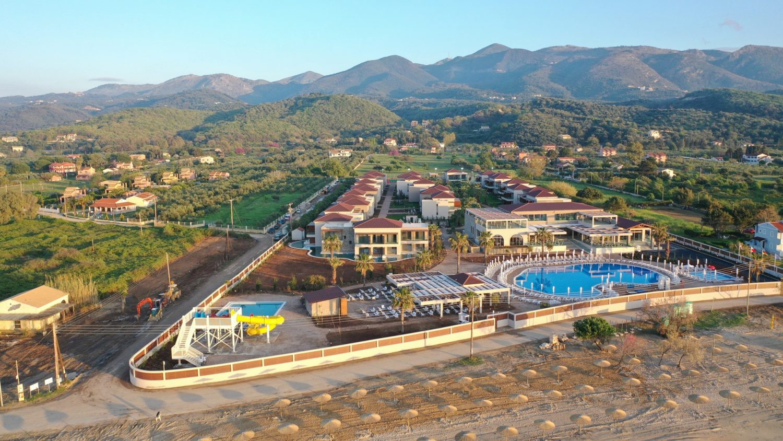 общий вид отеля Almyros Beach Resort & Spa