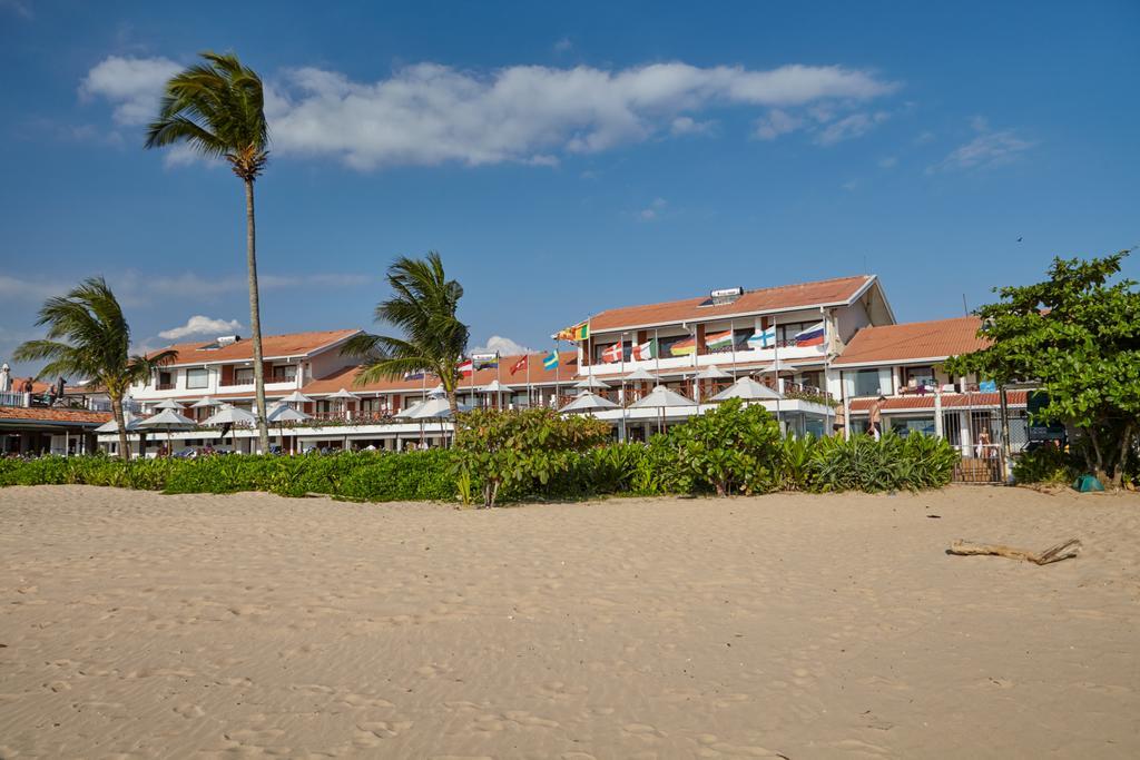 общий вид отеля Coral Sands Hotel