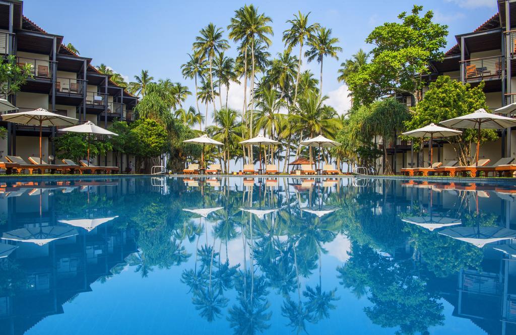 бассейн отеля Mermaid Hotel & Club