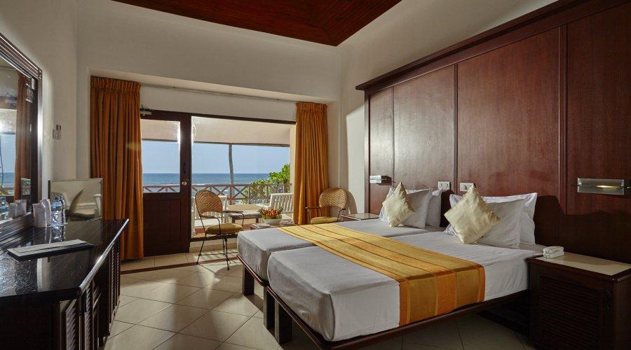 номер отеля Coral Sands Hotel