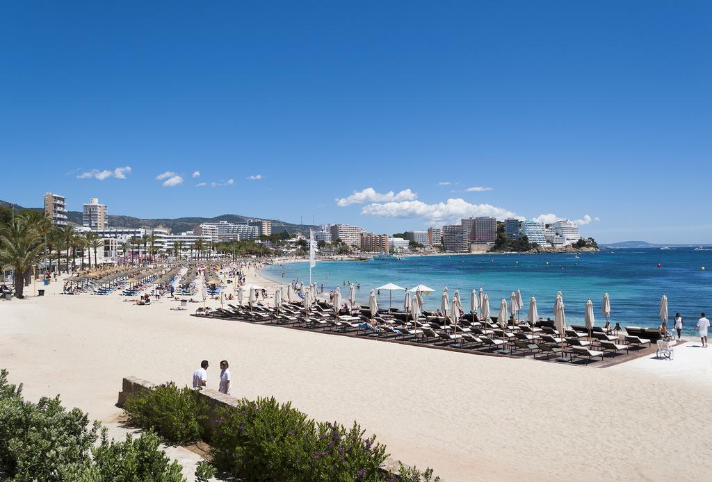 пляж отеля Sol Barbados