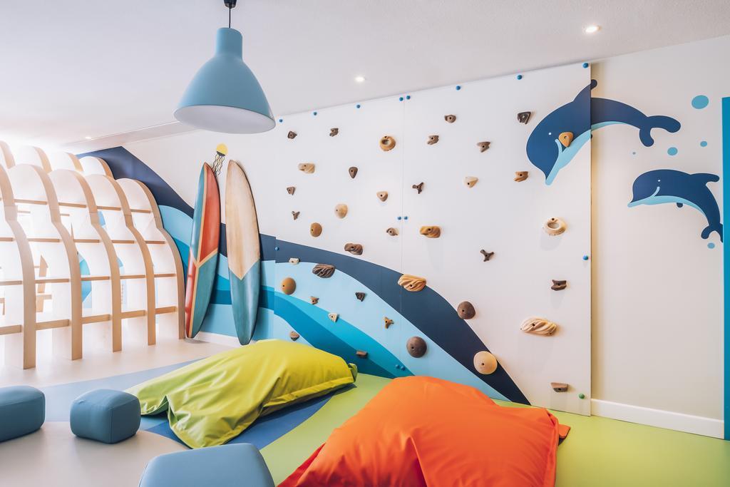детский клуб отеля Iberostar Alcudia Park