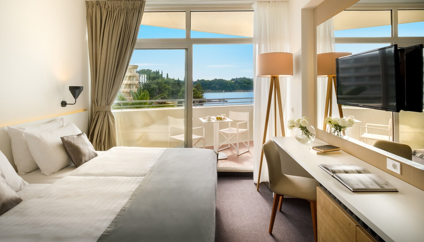 номер отеля Remisens Hotel Albatros