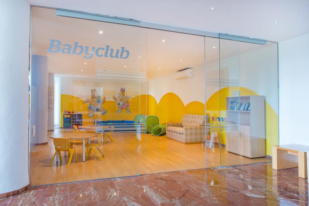 детский клуб отеля Iberostar Albufera Park