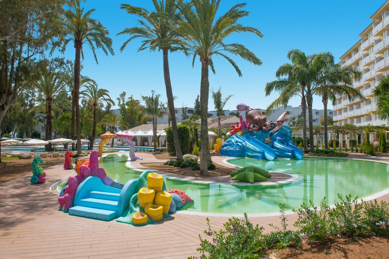 детский бассейн отеля Iberostar Ciudad Blanca