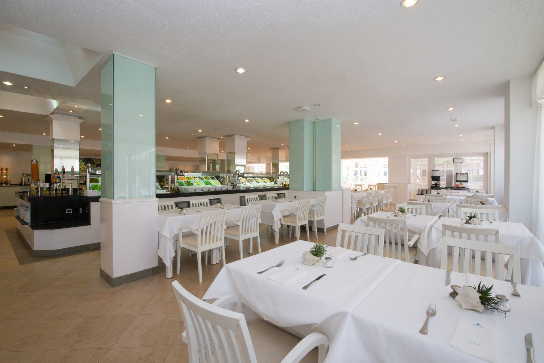 ресторан отеля Iberostar Ciudad Blanca