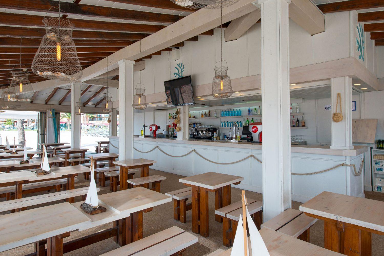 бар отеля Iberostar Ciudad Blanca