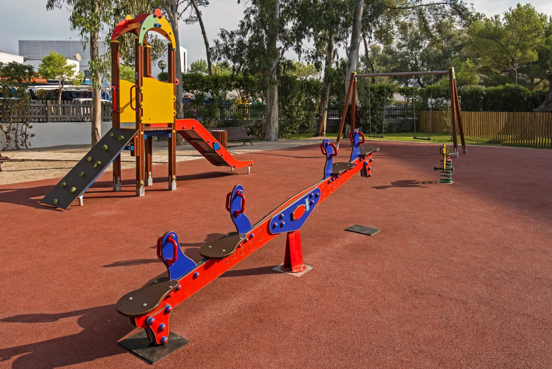 детская площадка отеля Iberostar Ciudad Blanca