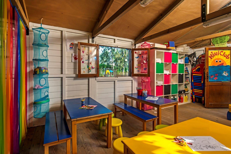 детский клуб отеля Iberostar Ciudad Blanca