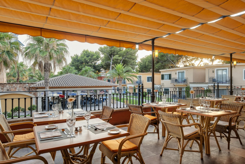 ресторан отеля Occidental Playa de Palma