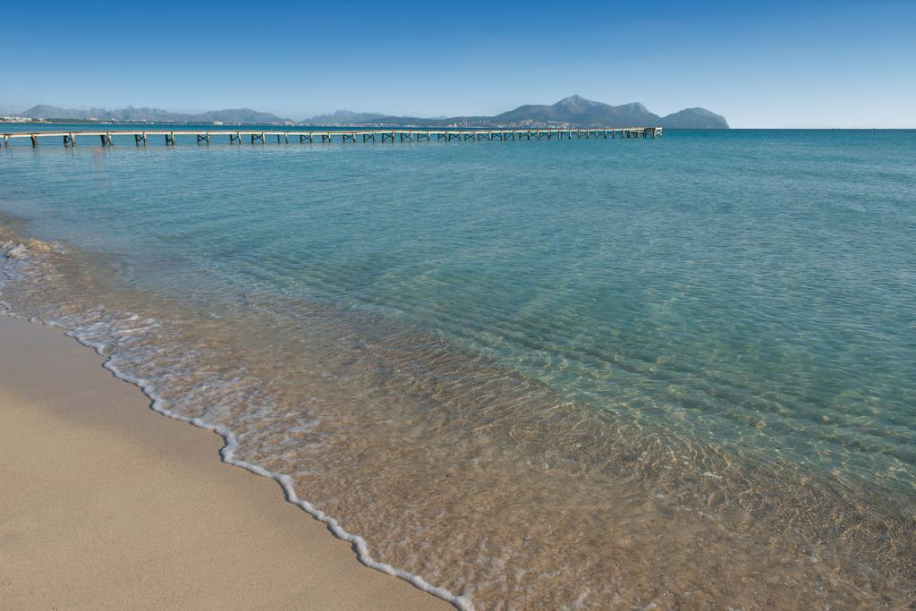 пляж отеля Iberostar Albufera Park