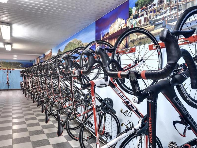 центр велоспорта отеля Occidental Playa de Palma