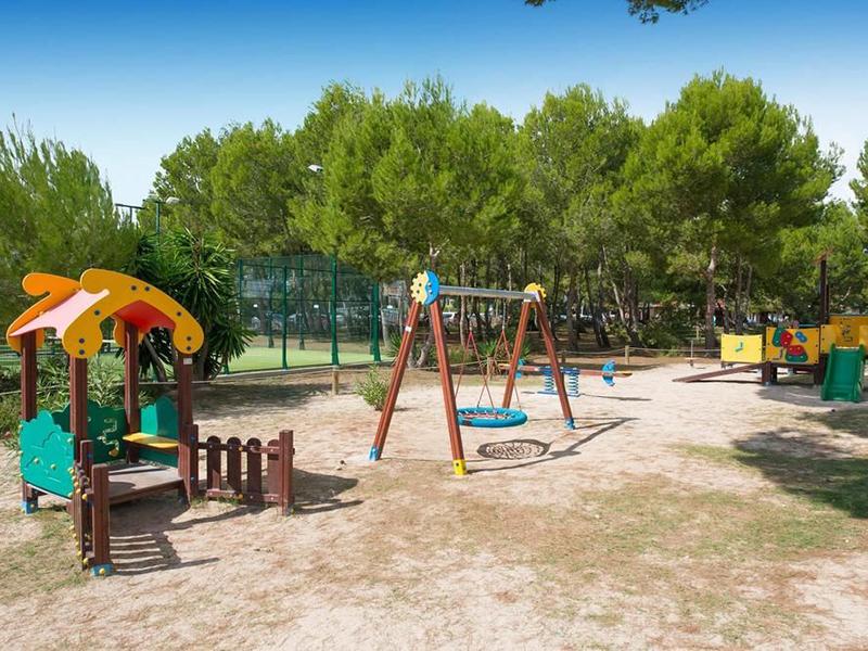 детская площадка отеля Iberostar Albufera Park