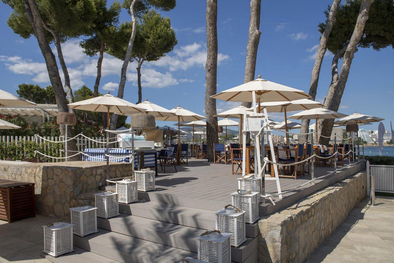 ресторан отеля Melia Calvia Beach