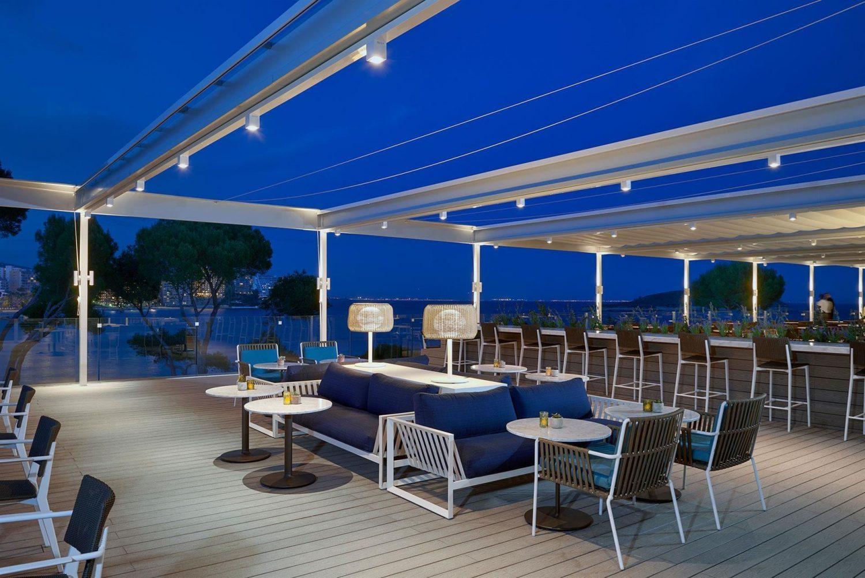 бар отеля Melia Calvia Beach