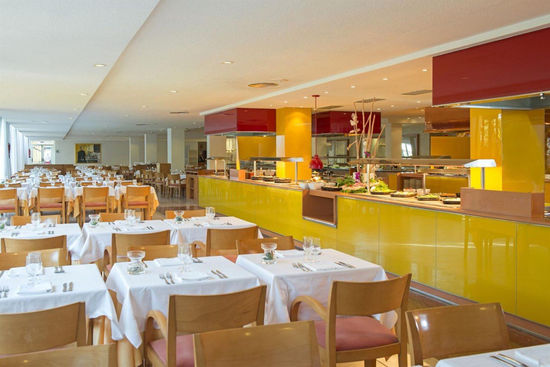 ресторан отеля Iberostar Albufera Park