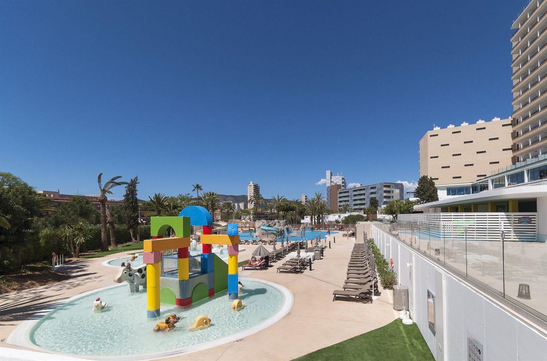 детский бассейн отеля Sol Barbados