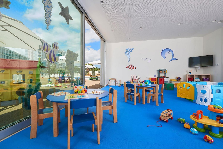 детский клуб отеля Melia Calvia Beach