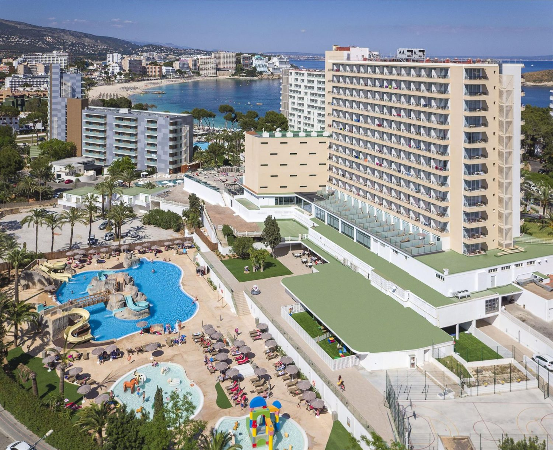 общий вид отеля Sol Barbados
