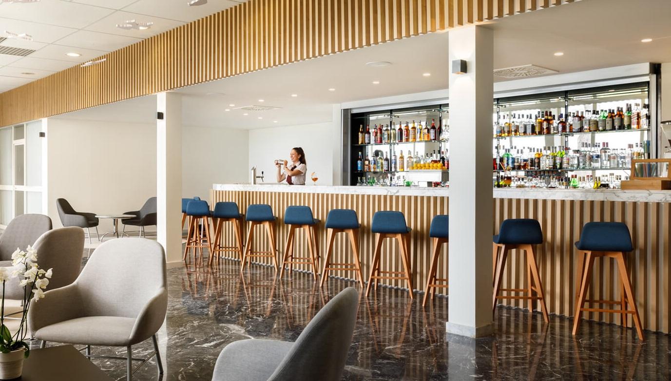 бар отеля Remisens Hotel Albatros