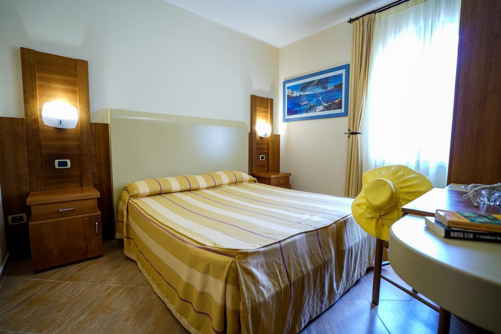 номер отеля Hotel Residence Solemare