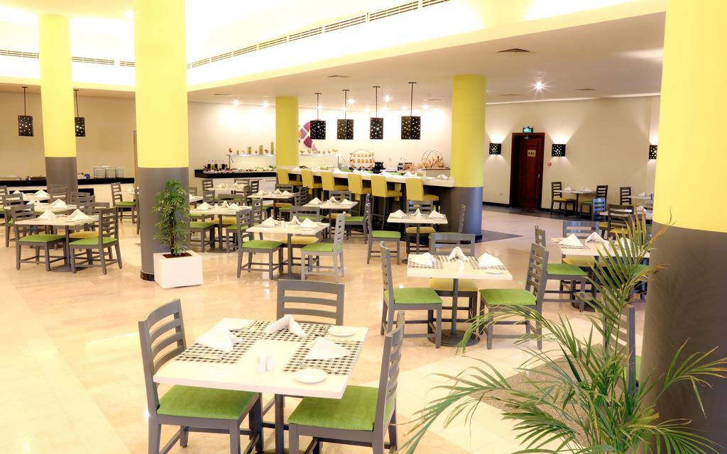 ресторан отеля Lemon & Soul Makadi Bay