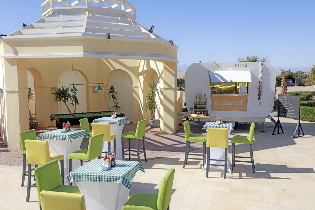 пиццерия отеля Lemon & Soul Makadi Bay