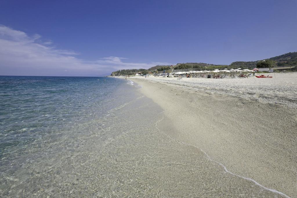 пляж отеля BV Borgo del Principe