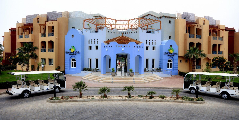 общий вид отеля Lemon & Soul Makadi Bay