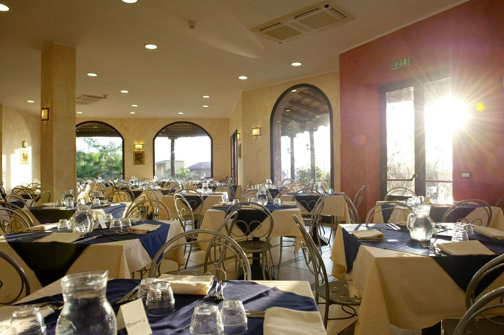 ресторан отеля BV Borgo del Principe