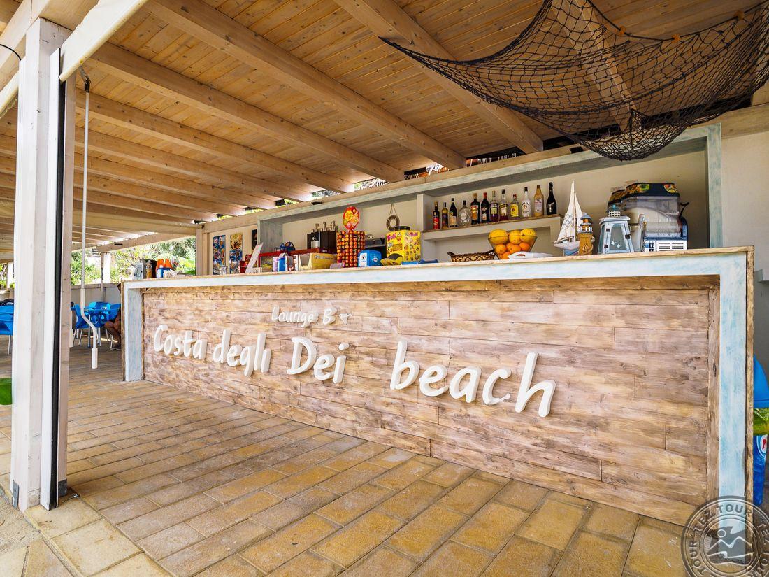 бар отеля Villaggio Club Costa degli Dei