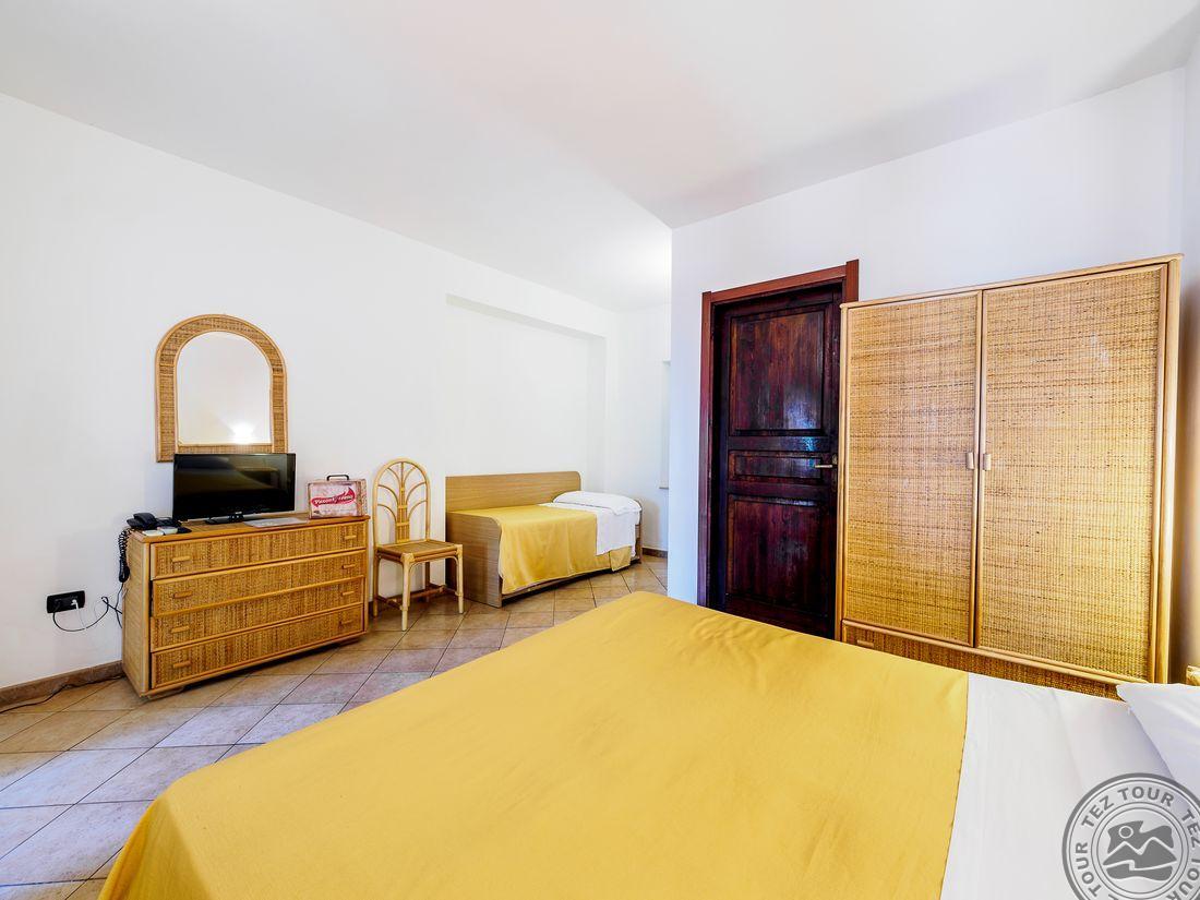 номер отеля Villaggio Club Costa degli Dei