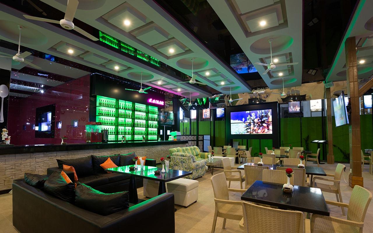 бар отеля Elysees Hotel Hurghada