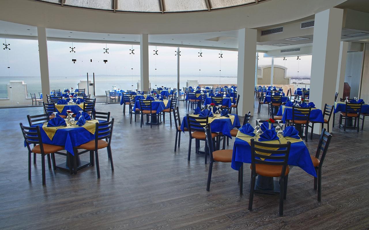 ресторан отеля Elysees Hotel Hurghada
