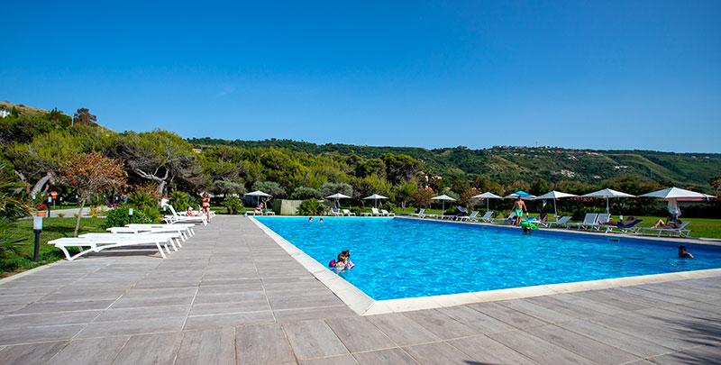 бассейн отеля BV Kalafiorita Resort