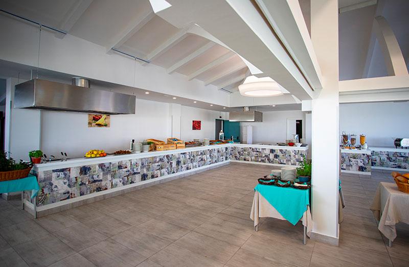 ресторан отеля BV Kalafiorita Resort