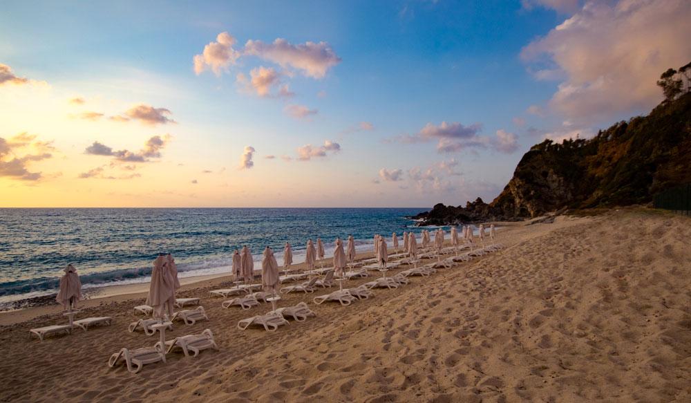 пляж отеля BV Kalafiorita Resort